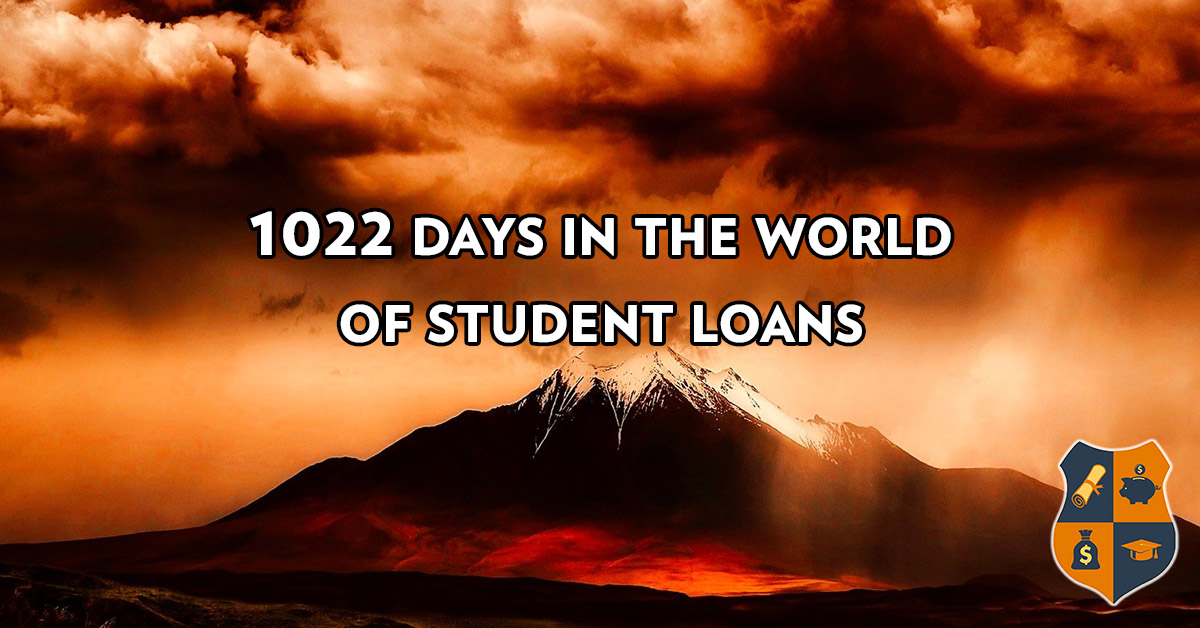 1022 Days in the World of Student Loans